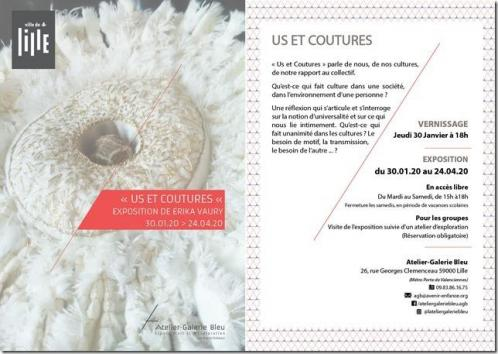 Exposition us et coutures agb